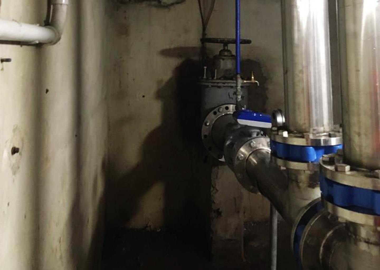 eurocondotte – lavori impianti osmosi 1